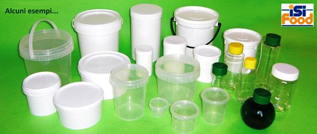 Piccoli contenitori per il laboratorio macchine alimentari for Contenitori per esterni in plastica