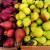 Metodo per selezionare i frutti sulla base del loro grado di maturazione