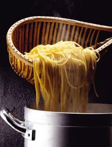Napoli Pasta spaghetti pentola alluminio bamb, vapore ALIRIC067CK04