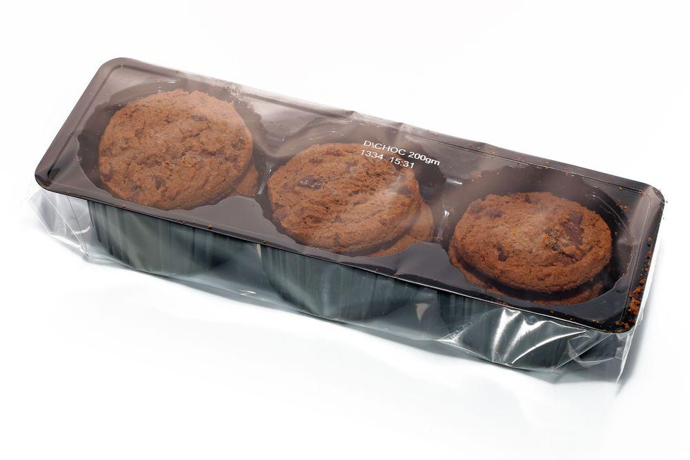Paquet de biscuits chocolat